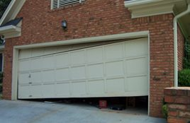 Garage door repair Largo